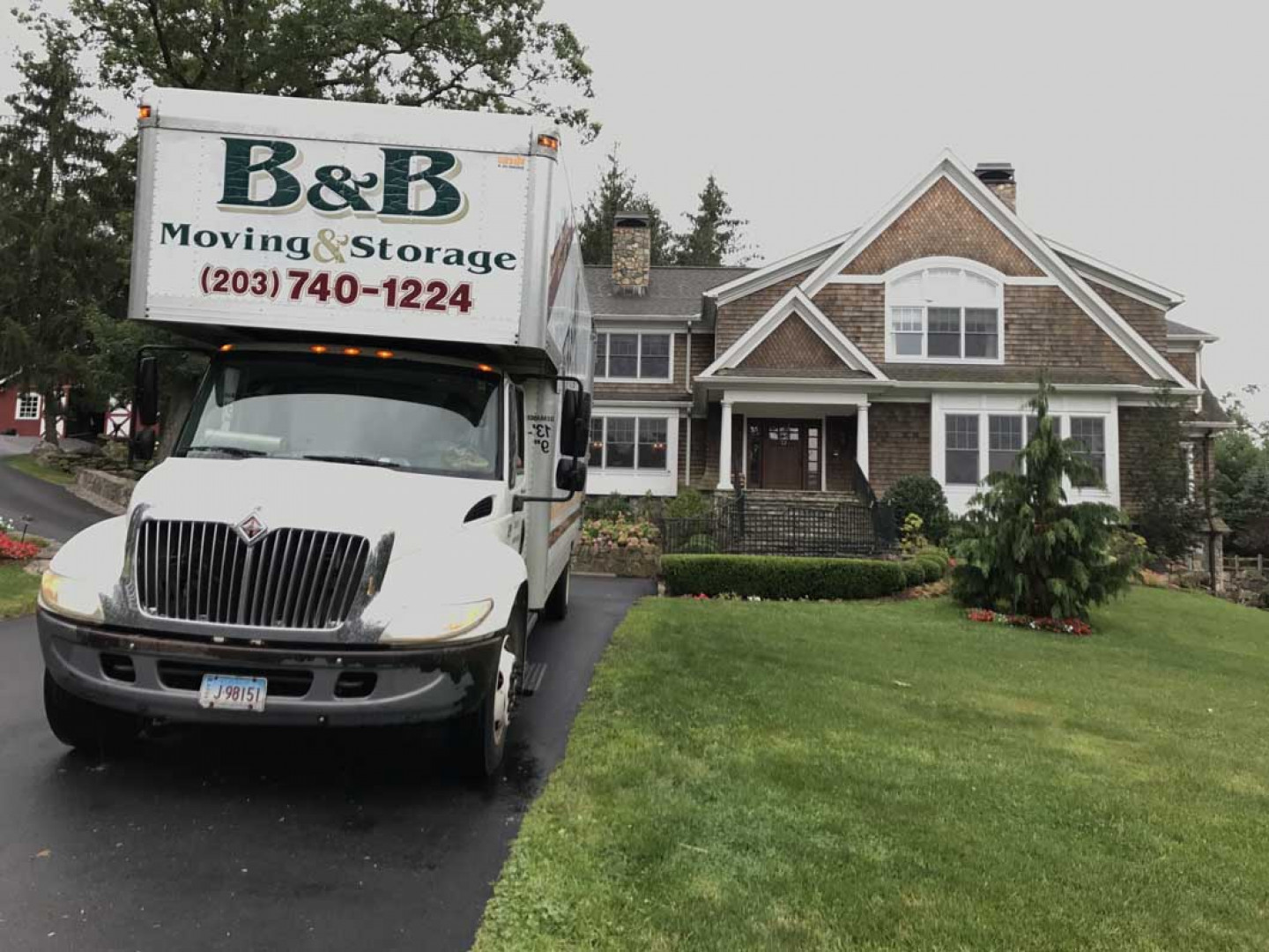 Professional Moving Services in Stamford, CT