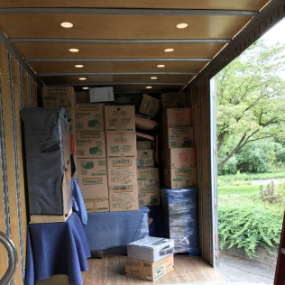 long distance moving service brookfield ct